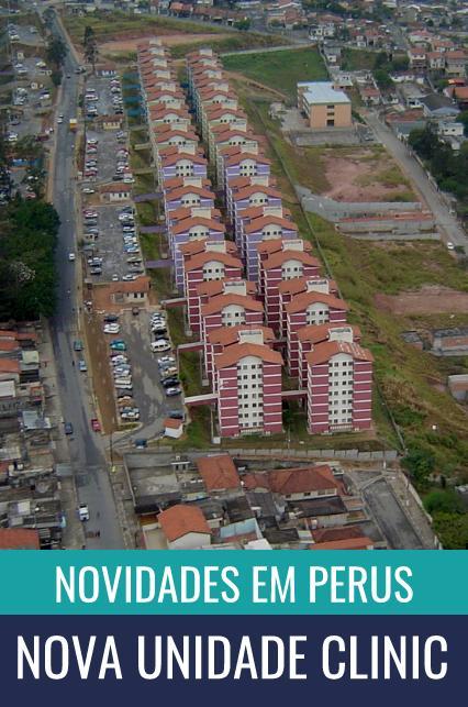 Nova unidade em Perus